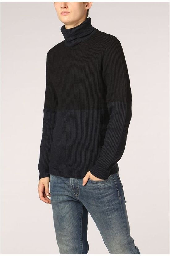 Jack & Jones Cardigan Jcotempo Knit Pack Donkerblauw