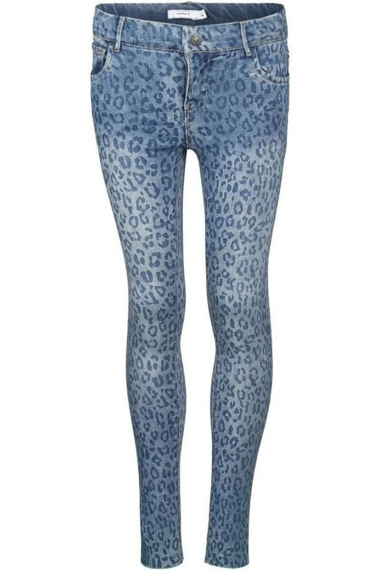Name It Jeans Nkfpolly Denim / Jeans/Ass. Camouflage