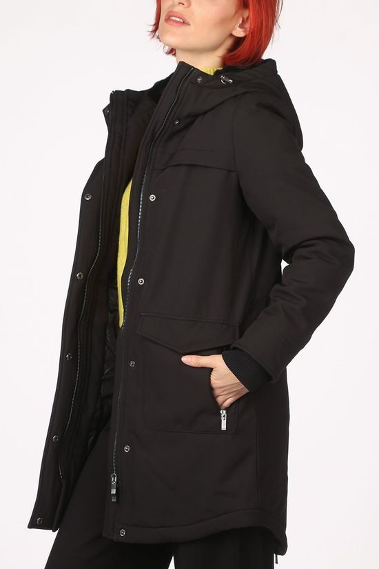 Only Coat maastricht Parka black
