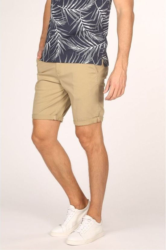 Jack & Jones Short Jjibowie Short Solid Brun Sable