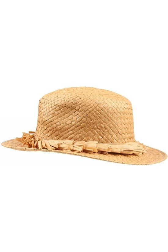 Pieces Hat Nana Straw light brown