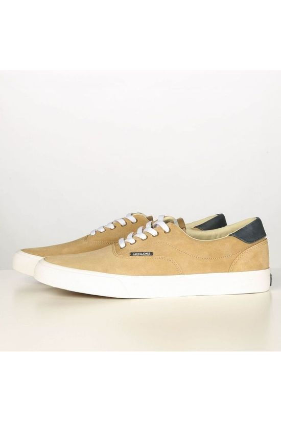 Jack & Jones Sneaker Jfwmork Suede light brown