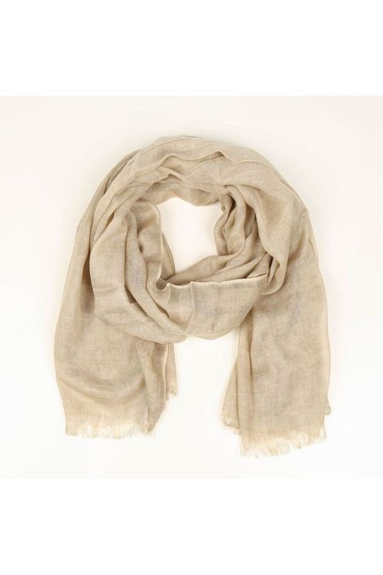 Pieces Scarf Pcaya Long light brown