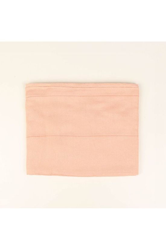 Pieces Scarf Pcana Long Salmon pink