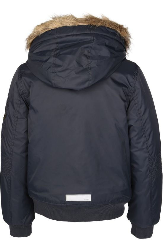 Name It Coat mmisson Bomber dark blue