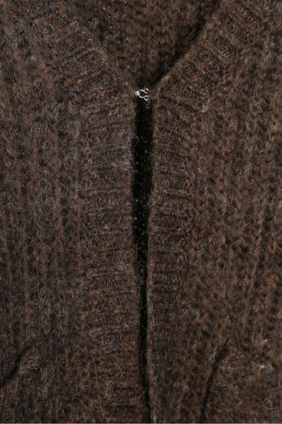 Name It Cardigan obbeline dark brown
