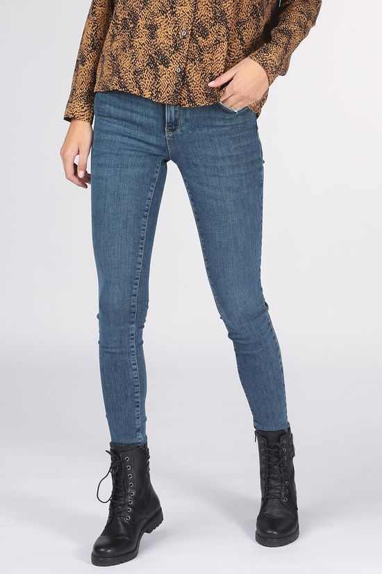 Only Jeans  Lise Life Reg Sk Donkerblauw (Jeans)