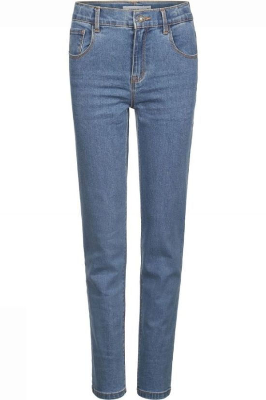 Name It Jeans frose Dnmcece 2394 Hw Mom Noos Denim / Jeans/Middenblauw (Jeans)