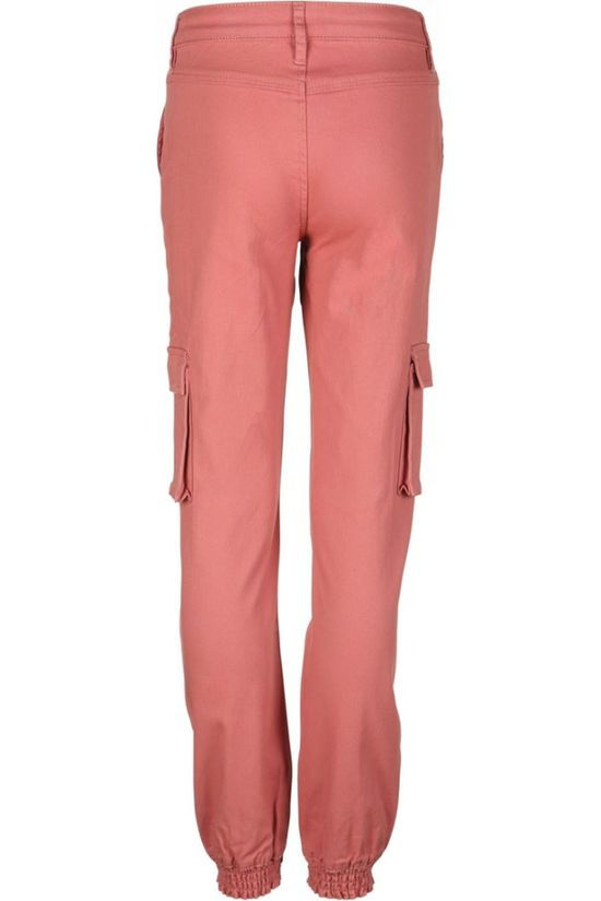 Kids Only Trouser madea-Tiger Life Mw Cargo Pant  Cp mid pink