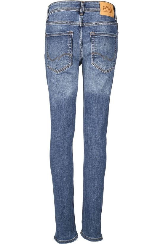 Jack & Jones Jeans iglenn Jjoriginal Am 814 Noos Jr Denim / Jeans/Bleu Moyen (Jeans)