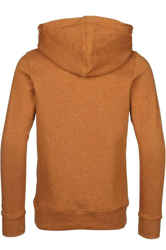 Jack & Jones Trui orreuben Sweat Hood Jr Brons