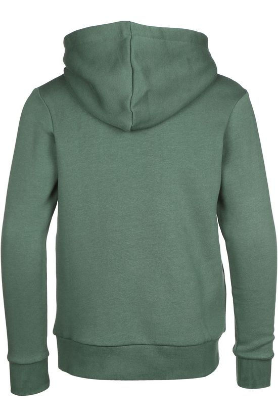 Jack & Jones Pullover ortonni Sweat Hood Jr dark green