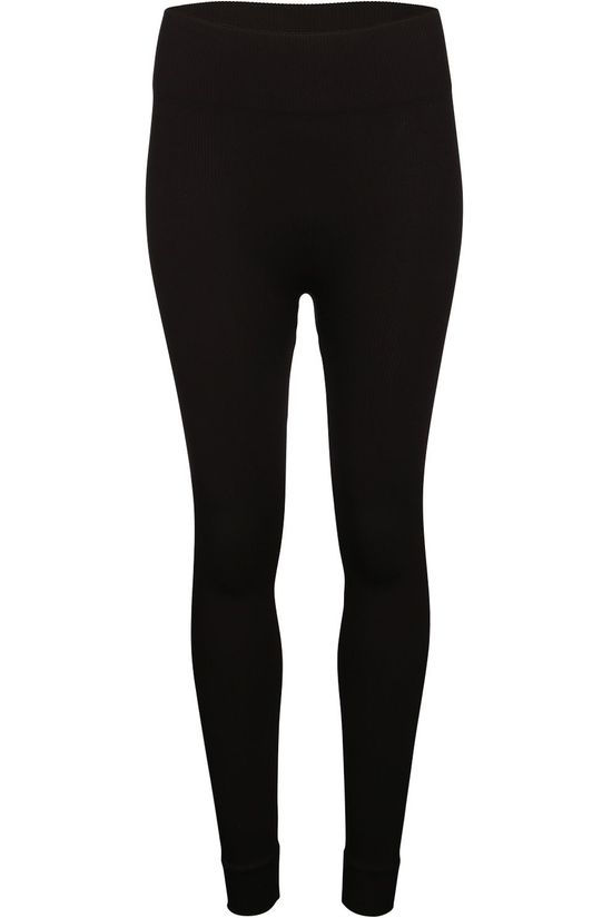 Only Play Tights Lounge Rib Tights black