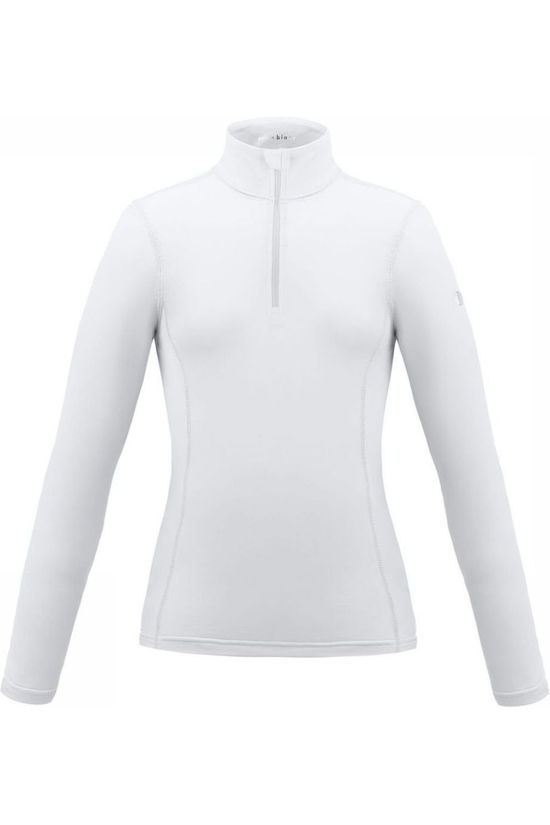 Poivre Blanc Polaire Baselayer Active Blanc