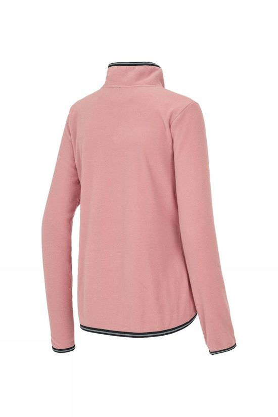 Picture Organic Clothing Fleece Clay Pullover light pink