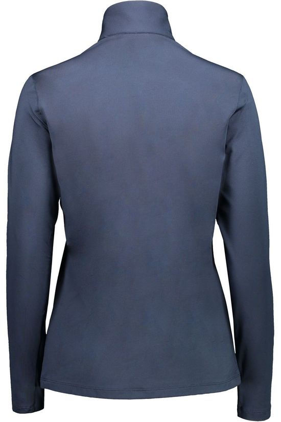 CMP Polaire Woman Basic Sweat Softech Bleu Foncé