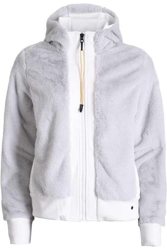 Icepeak Fleece Empire Midlayer off white