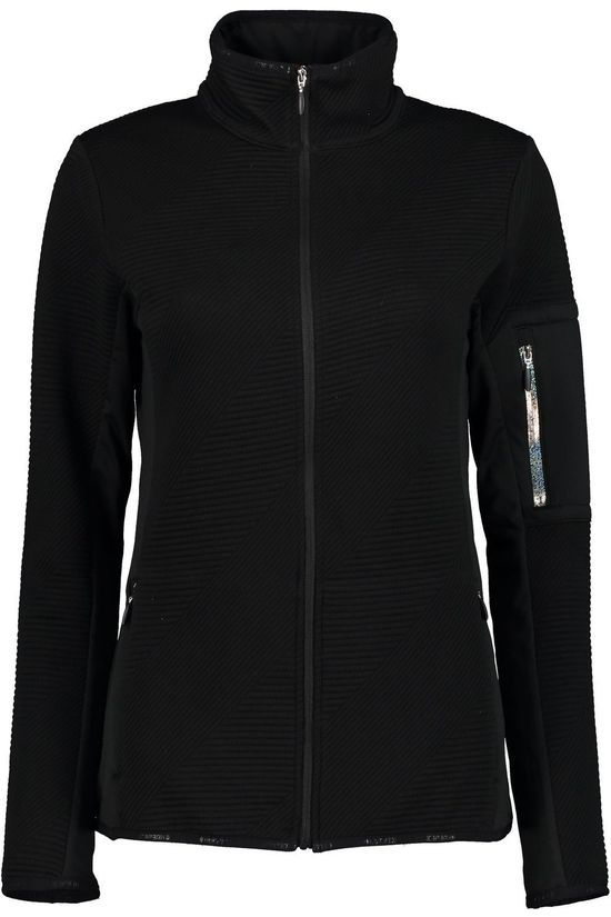 Icepeak Fleece Emery black