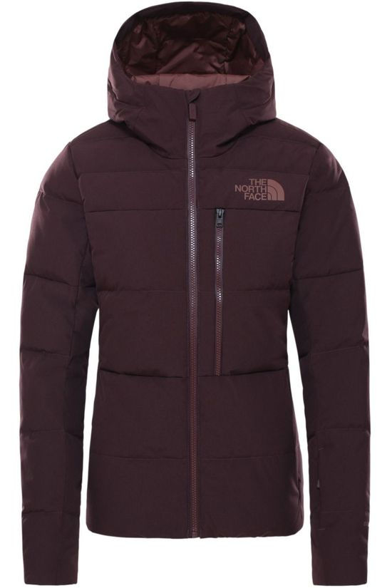 The North Face Jas Heavenly Bordeaux / Kastanjebruin