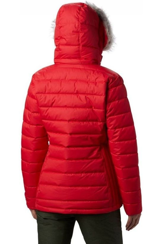 Columbia Manteau Ponderay Rouge/Gris Clair