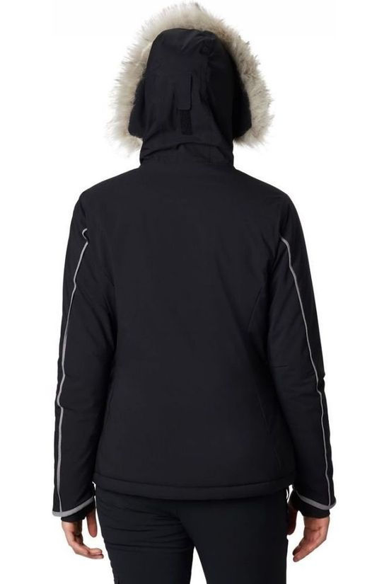 Columbia Coat Alpine Slide black/light grey