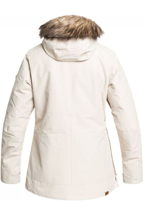 Roxy Coat Shelter off white