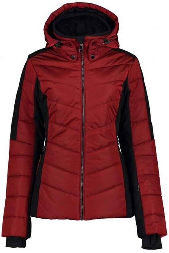 Luhta Manteau Emas Jacket Rouge