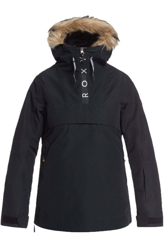 Roxy Manteau Shelter Noir