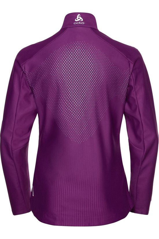 Odlo Coat Zeroweight Futureknit purple