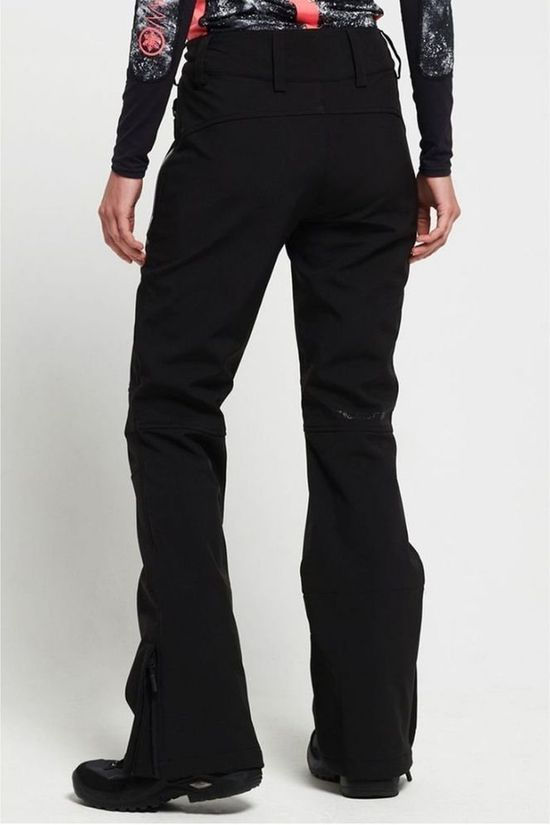 Superdry Ski Pants Sleek Piste black