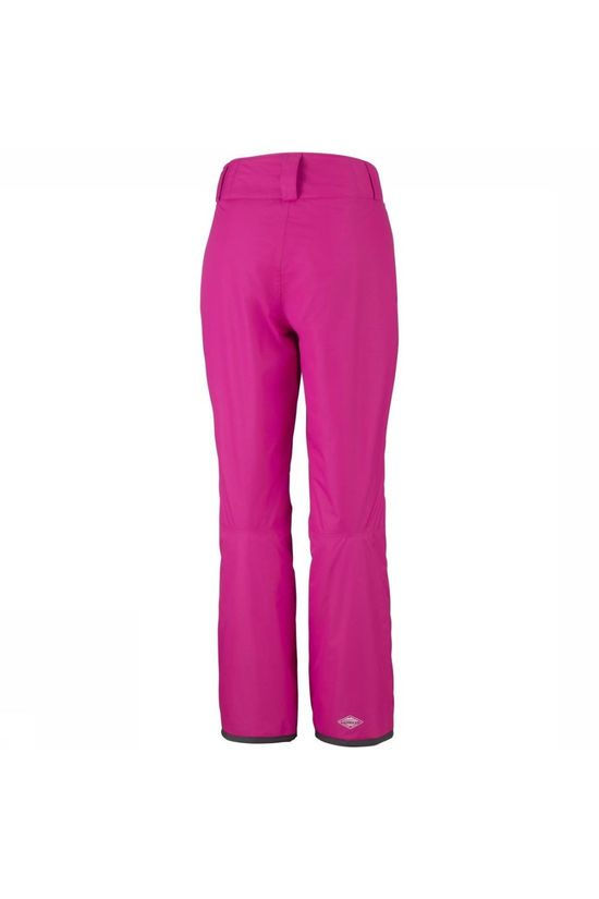 Columbia Pantalon De Ski On The Slope II Rose Moyen