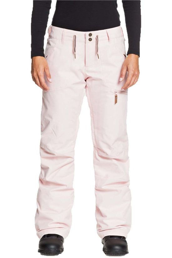 Roxy Pantalon De Ski Nadia Rose Clair