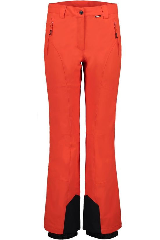 Icepeak Ski Pants Freyung red
