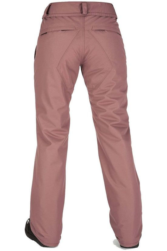 Volcom Ski Pants Frochickie Ins mid pink