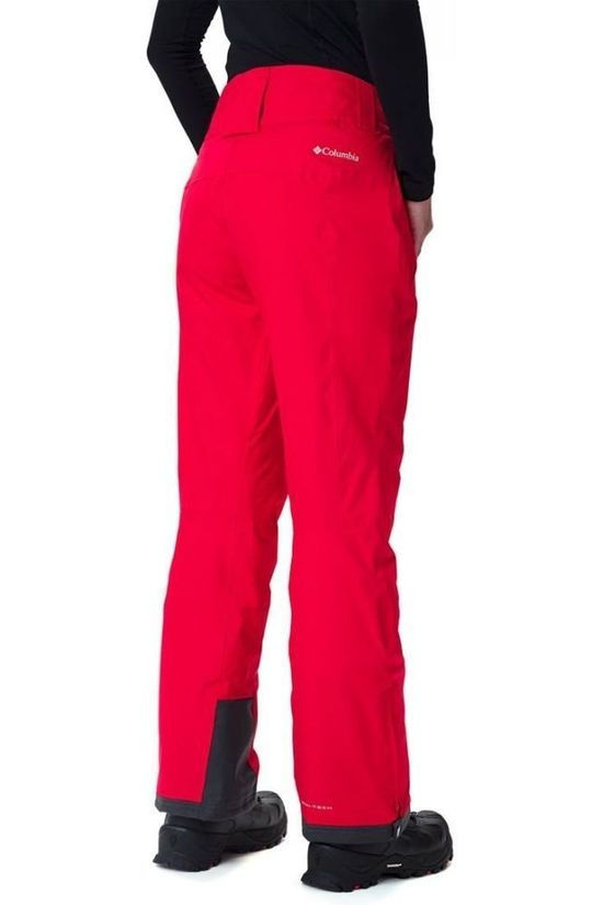 Columbia Ski Pants Veloca Vixen red