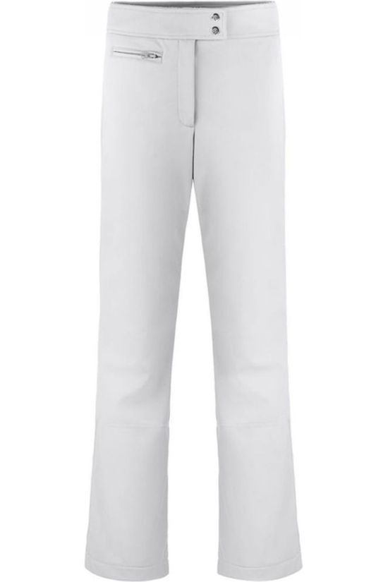 Poivre Blanc Softshell Pant Wit