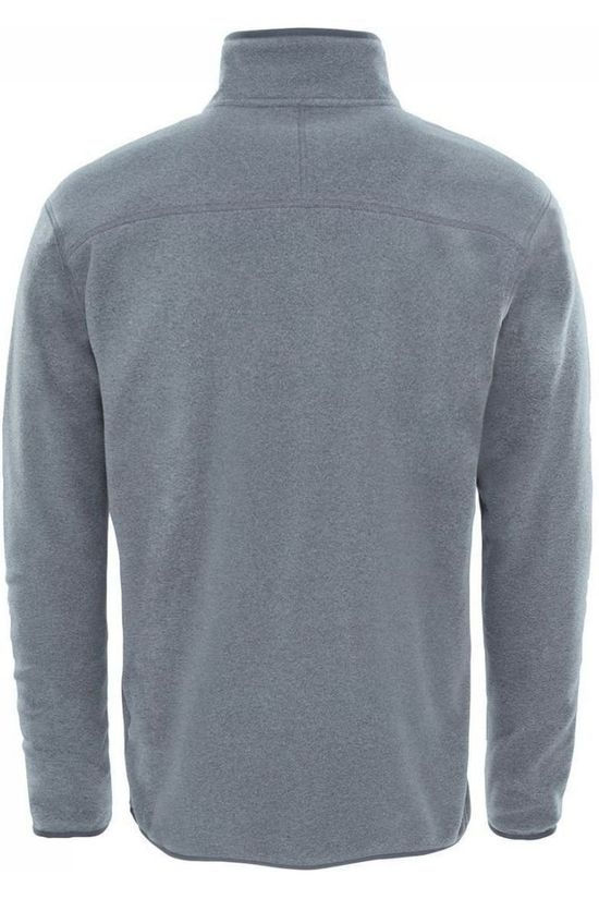 The North Face Fleece 100 Glacier 1/4 Zip light grey