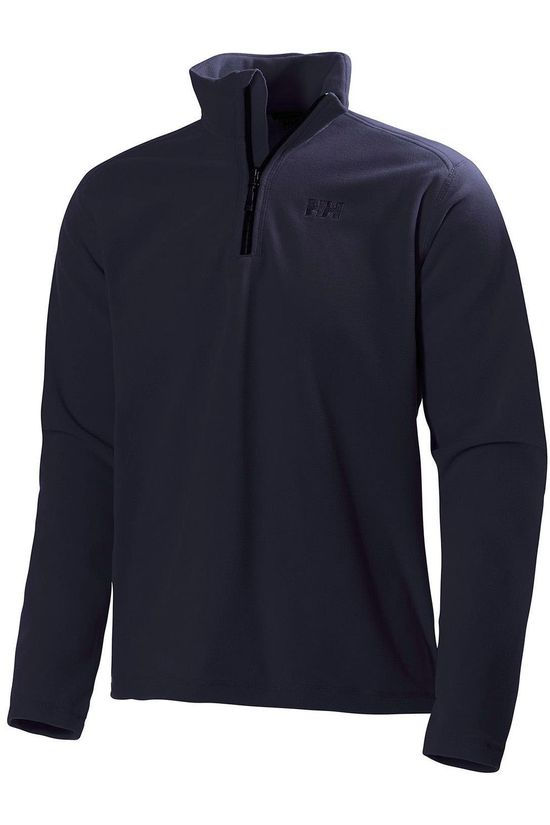 Helly Hansen Fleece Daybreaker 1/2 Zip Marineblauw