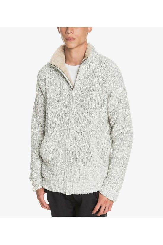 Quiksilver Fleece Fleece Boketto Update Light Grey Marle