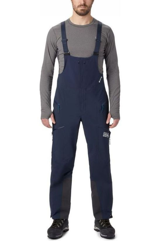 Mountain Hardwear Pantalon De Ski Exposure/2 Regular Gris Foncé