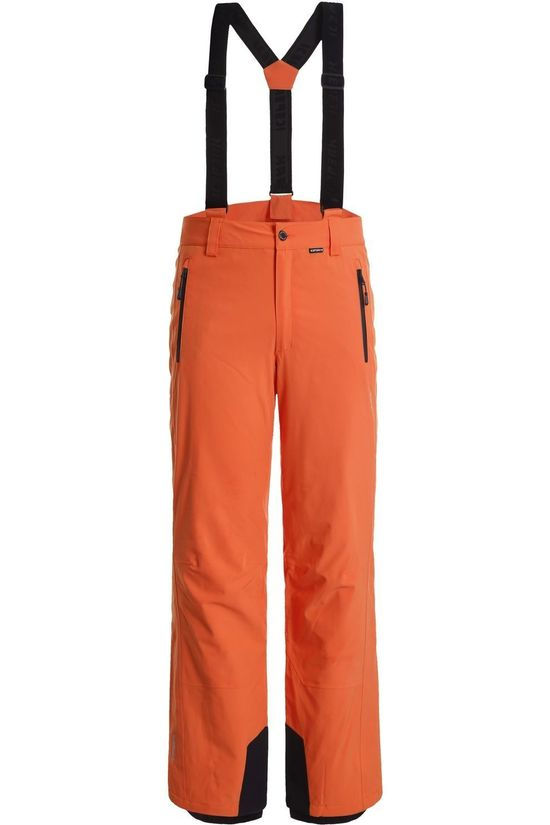 Icepeak Pantalon De Ski Frieberg Orange