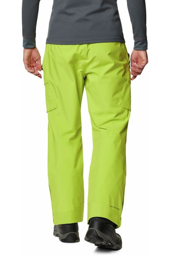 Columbia Pantalon De Ski Powder Stash Citron vert