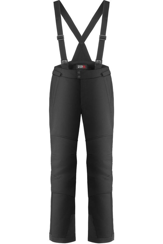Poivre Blanc Skibroek Stretch Ski Pants Zwart