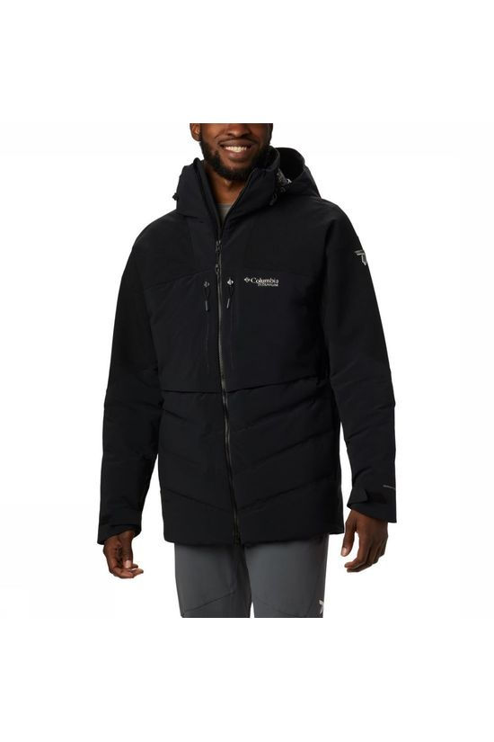 Columbia Coat Powder Keg II Black/No colour
