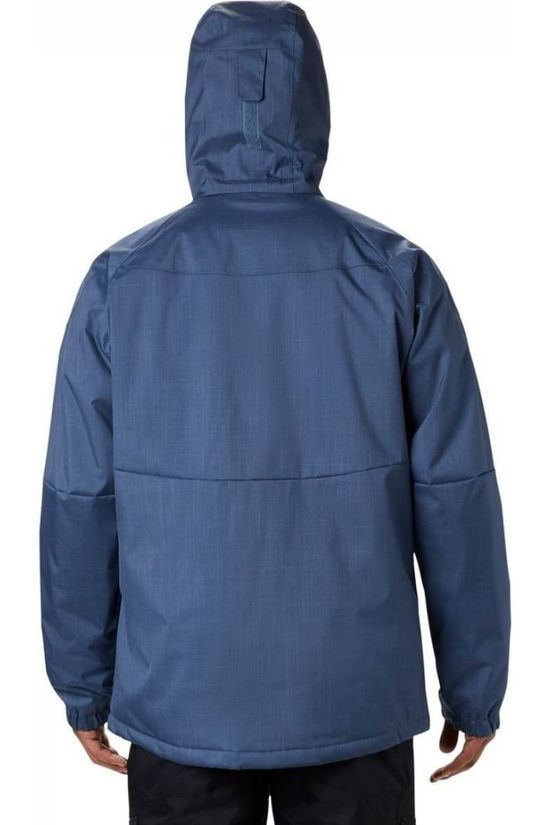 Columbia Coat Alpine Action dark blue/dark red