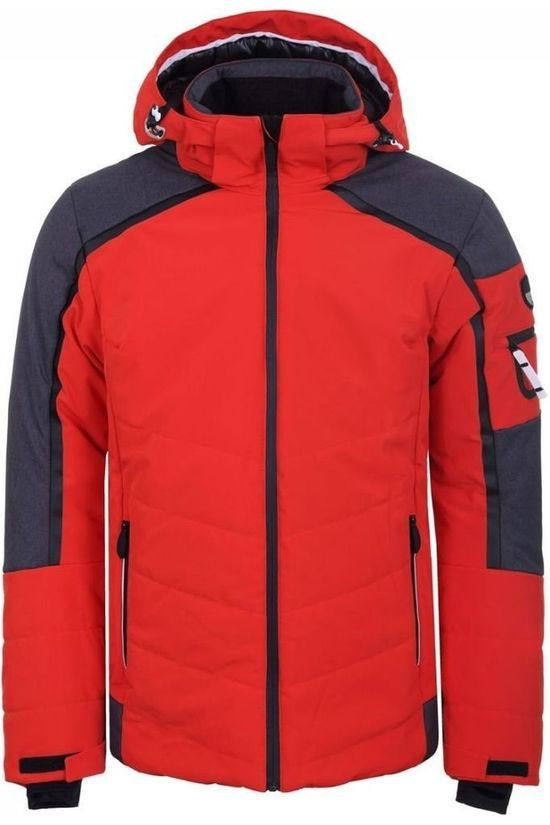Icepeak Manteau Eagan Rouge
