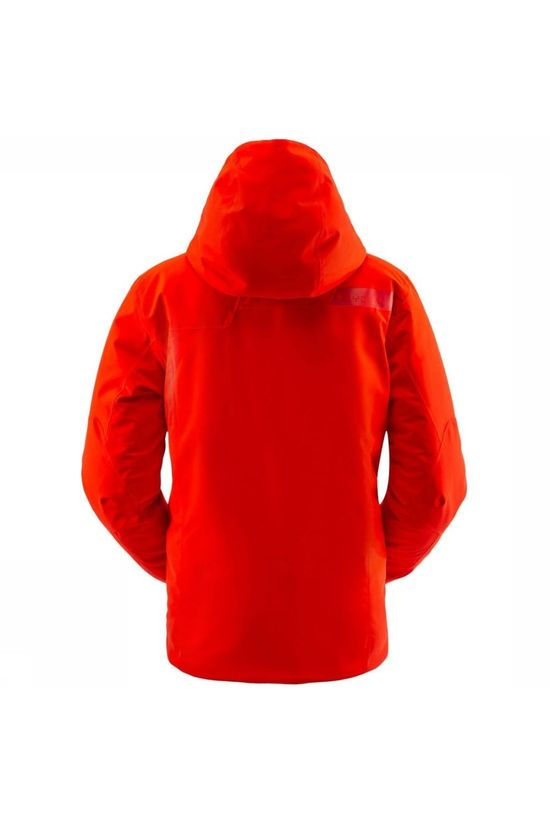 Spyder Coat Tripoint Gore-Tex red