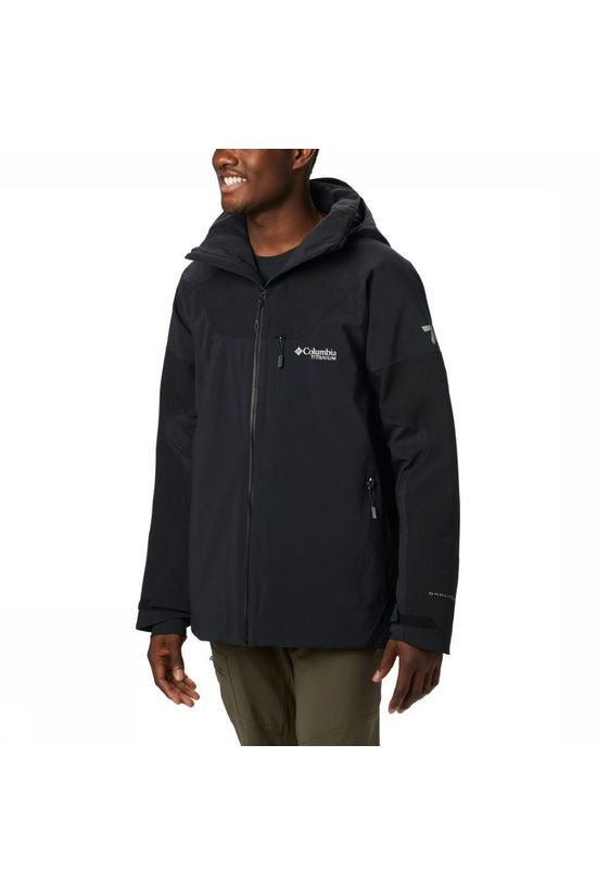 Columbia Manteau Powder Keg III Noir