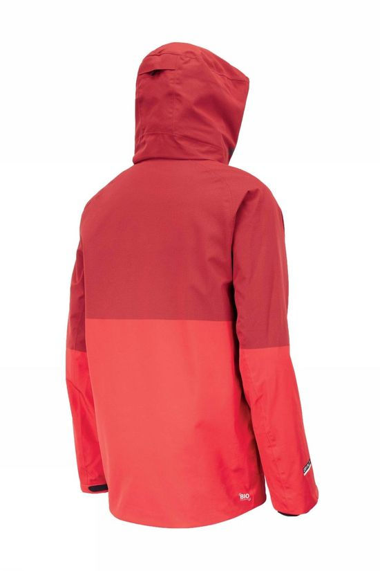 Picture Organic Clothing Coat Goods Jacket red