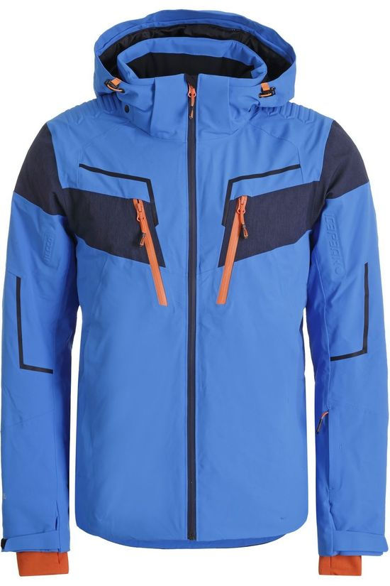 Icepeak Coat Fielding royal blue